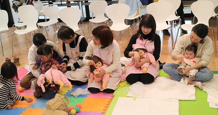 福岡地区インファントセラピスト養成講座